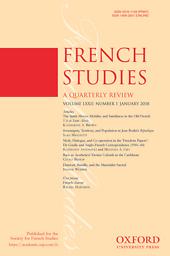 French studies