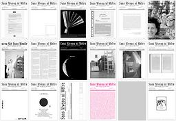 Sans niveau ni mètre  : journal du Cabinet du livre d'artiste