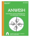 ANWESH: International Journal of Management & Information Technology