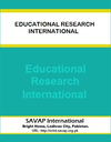 Educational Research International