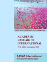 Academic Research International