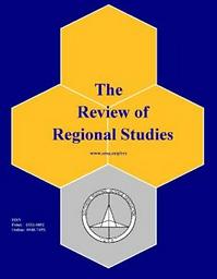 Review of regional studies