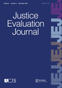 Justice evaluation journal