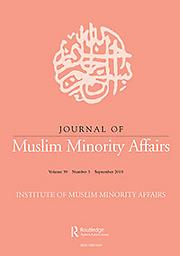 Journal of Muslim minority affairs