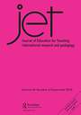 JET. Journal of education for teaching  : international research and pedagogy