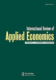 International review of applied economics