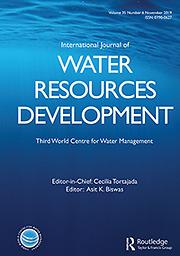 International journal of water resources development