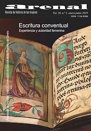 Arenal  : revista de historia de las mujeres