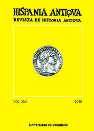 Hispania antiqua  : revista de Historia Antigua