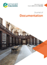 Journal of documentation : devoted to the recording, organization and dissemination of specialized knowledge