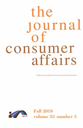 Journal of consumer affairs