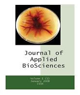 Journal of applied biosciences