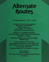 Alternate routes : a critical review