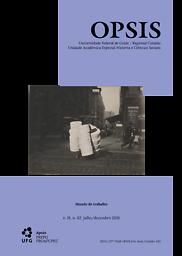 OPSIS : Revista do Departamento de História e Ciências Sociais