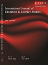 International journal of education and literacy studies