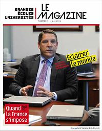 Magazine : grandes écoles, universités