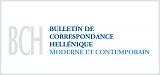 Bulletin de correspondance hellénique moderne et contemporain