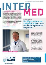 Intermed : lettre d'information médicale du Centre Léon Bérard