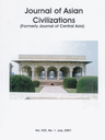 Journal of Asian civilizations
