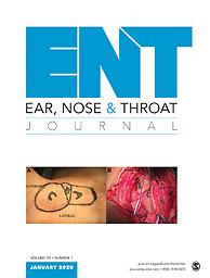 Ear, nose, & throat journal