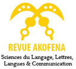 Akofena, revue scientifique des sciences du langage, lettres, langues & communication