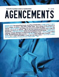 Revue Agencements : recherches et pratiques sociales en expérimentation