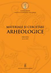 Materiale şi cercetări arheologice