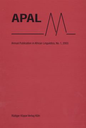 Annual publication in African linguistics