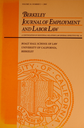 Berkeley journal of employment and labor law