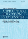 journal of agricultural education and extension