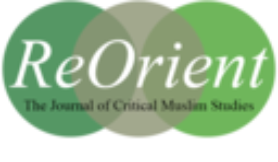 ReOrient : the journal of critical muslim studies