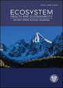 Ecosystem health and sustainability