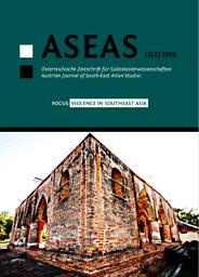 Österreichische Zeitschrift für Südostasienwissenschaften = Austrian Journal of South-East Asian Studies