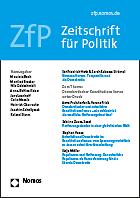 Zeitschrift für Politik