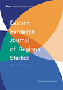 Eastern European Journal of Regional Studies