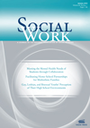 Social work : journal of the National Association of Social Workers