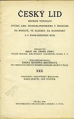 Český lid = Czech Ethnological Journal