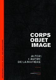 Corps-Objet-Image