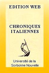 Chroniques italiennes