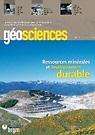 Géosciences : la revue du BRGM pour une terre durable = The review of BRGM for a sustainable Earth