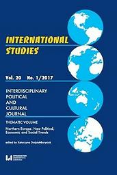 International Studies : Interdisciplinary Political and Cultural Journal