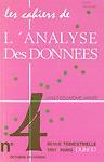 Cahiers de l'analyse des données