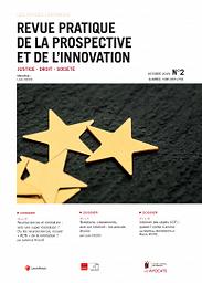 Revue pratique de la prospective et de l'innovation
