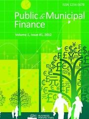 Public and municipal finance