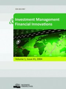 Investment management & financial innovations