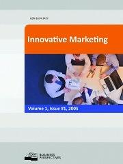 Innovative marketing