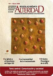 Alteridad : revista de educación