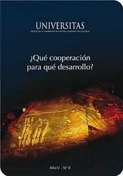 Universitas : revista de ciencias sociales y humanas