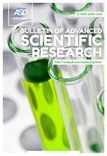 Bulletin of advanced scientific research