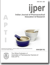 Indian Journal of Pharmaceutical Education